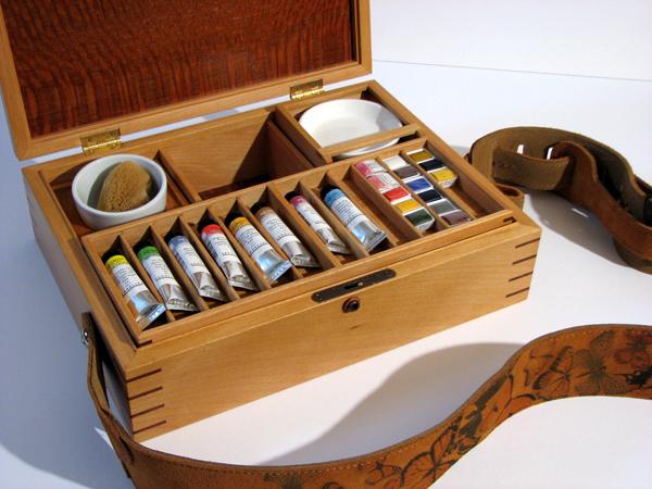 Painter's Box by Michael Quattrociocchi