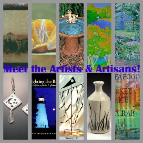 Get To Know the Artists & Artisans