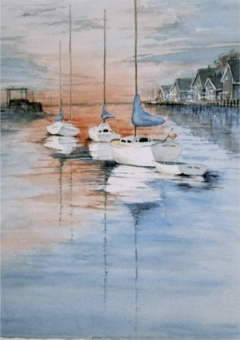 Sailor's Delight by Margaret Beacham