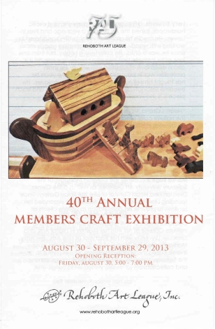 40th Members Craft Exhibition