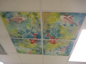 Healing Ceilings: Visual Love Medicine