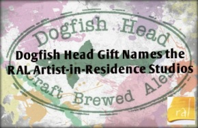 Dogfish Head Artist Studios – RAL Rt. 9 Studios Receives First Commemorative Gift