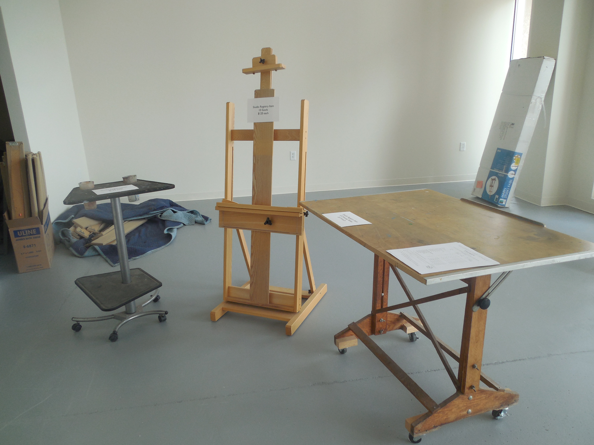 Help Equip the RAL Art Studios on Route 9