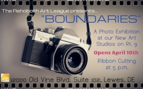 Ribbon Cutting & Photo Exhibition at RAL Art Studios on Rt. 9 – April 10th