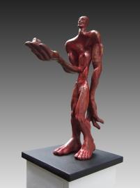 Sculpture by Alfredo Alea