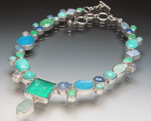 Necklace by Deborah Armstrong