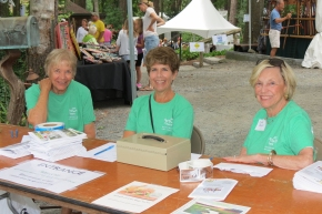 Thank You to OurVolunteers!