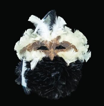 Mask by Lee Wayne Mills